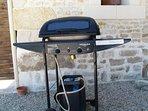 Barbecue gaz en libre service
