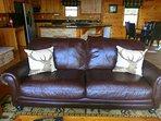 Genuine Leather furniture