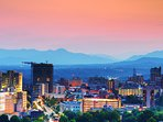Let the Asheville skyline captivate you.