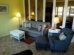 New Sofa Sleeper and New Accent Chair/Ottoman