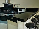 Fully fitted Kitchen with dishwasher, microwave etc