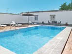 4 bedroom Villa in Conil de la Frontera, Andalusia, Spain : ref 5436228