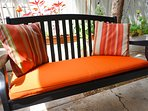 Covered Patio Porch Swing