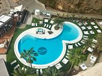 Kai Club is exclusive and new; complete with pool, spa, bar and restaurant.