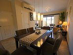 Your 4-seat dining table