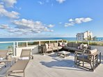 Terrace with Ocean View and Intercostal