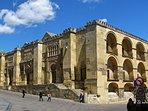 Lugar de interés turístico: Mezquita de Córdoba.