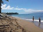 Beach at Resort (2-13-2017) - beach size may vary based on seasonal tides