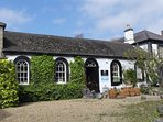 The Court House in Greyabbey - a beautiful homewares shop in the village