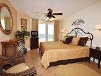 Master Bedroom Sea Dunes Resort Unit 202 Fort Walton Beach Okaloosa Island Vacation Rentals