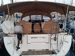 Charter of private sailing boat available
