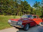 Don's 64 Impala SS