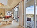 Empress 703 Gulf View Condo - Additional Living Area