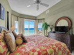 Empress 703 Gulf View Condo - Master King Suite