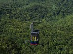 Take a Cable Car to Teleferico Statue ('the famous Jesus Statue') in Puerto Plata (30 minute drive)!