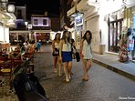 Night life in RETHYMNO