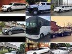 1-50 passenger limousines, party buses, exotics