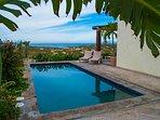 Beach Front Villa. Private Pool