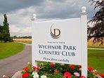 Wychnor Park Country Club Entrance Ground