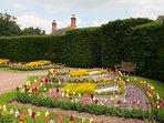 Wychnor Park Country Club Garden