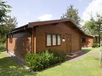 Wychnor Park Country Club Cabin