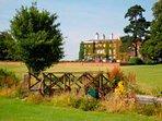 Wychnor Park Country Club Exterior Garden