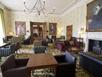 Wychnor Park Country Club Dining Hall