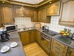 Wychnor Park Country Club Kitchen