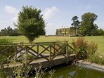 Wychnor Park Country Club Footbridge