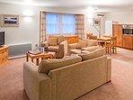 The Kenmore Club Living Room