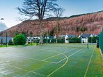 The Kenmore Club Tennis Court