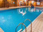 The Kenmore Club Indoor Swimming Pool
