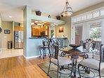 Indoor Dining/Kitchen