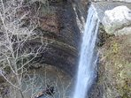 Visit Bridal Veil Falls