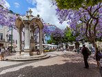 Largo do Carmo Square less than 1 min. walk