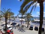 View toward Estepona Marina