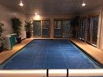 Indoor heated swimming pool   chloe colomer javea