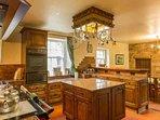 Ground Floor Kitchen with Breakfast room
