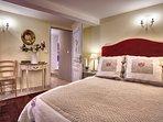 Bedroom ground floor with en-suite