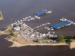 The Colonial Beach Yacht Club...one of our many marinas