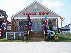 Our Beach Shop on the Colonial Beach Boardwalk