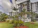 This studio sits just steps from delicious dining and beautiful beaches.