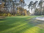 You'll be a short walk away from 2 premier golf courses!