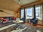 You'll feel right at home inside this recently remodeled unit.