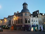 Cupar Burgh Chambers - Exterior of Apartment