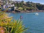 Enjoy the lovely River Fowey, a short walk from the property