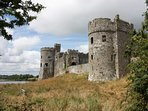 Castles galore in this county with a rich and interesting history