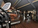 Use of on site leisure facilities