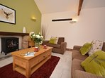 Unwind after a day exploring the Somerset countryside