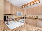 White Sands Village #222 - Fully equipped kitchen